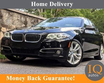 Used 2016 BMW 5-Series 535D