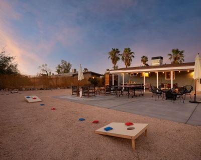 Lovegrass by AvantStay | Desert Haven w/ Stunning Patio w/ Ping Pong! - Twentynine Palms