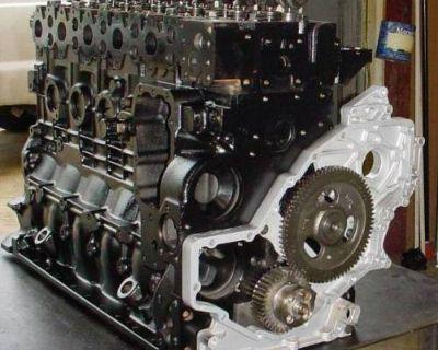 Cummins 6.7 Diesel Long Block Engine Assembly 24valve