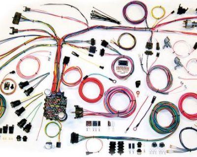 67 68 Chevrolet Camaro Wire Wiring Harness 500661