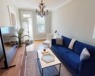 Classic Georgetown townhome near Naval Observatory