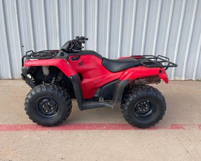 2017 Honda FourTrax Rancher 4x4 ATV Utility Amarillo, TX