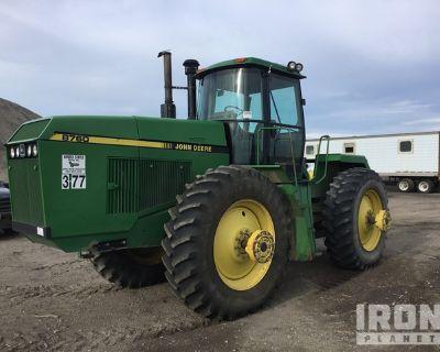 John Deere 8760 4WD Tractor