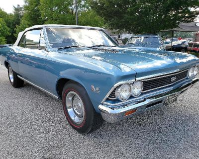 1966 Chevrolet Sorry Just Sold!! Chevelle SS Trim 396