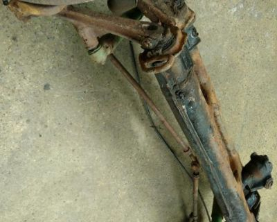 Front beam.type 3 with disk brakes few left availa