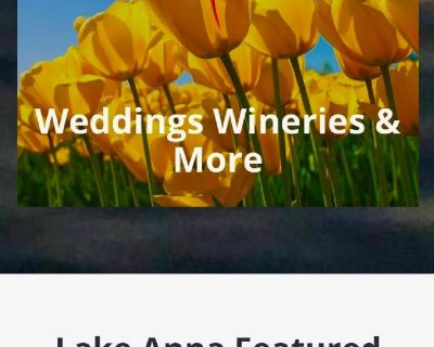 Lake Anna Weddings