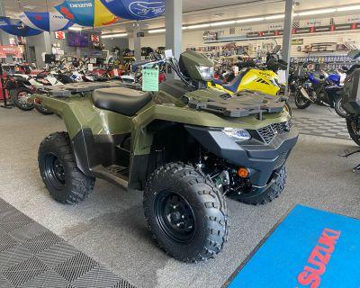 2020 Suzuki KingQuad 400ASi ATV Utility Van Nuys, CA
