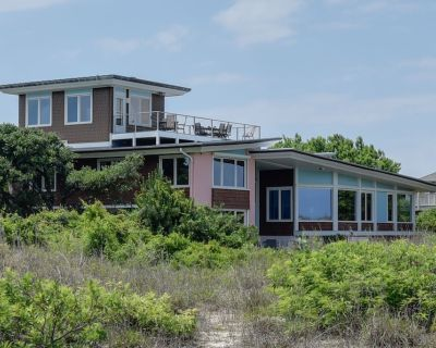 Award Winning Architectural Gem on the Ocean Front - Northeast Virginia Beach