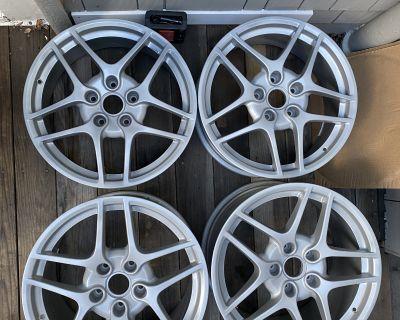 997 Carrera II Wheels