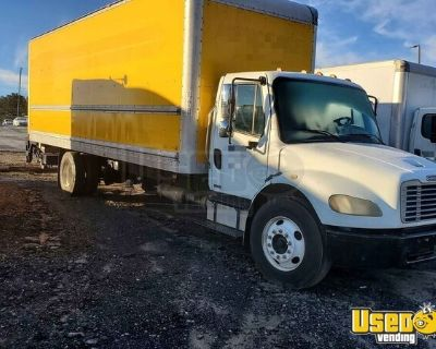 Ready to Go Non-CDL 2012 Freightliner 26' Straight Box Truck