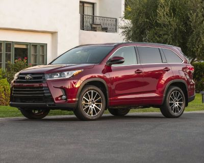 Pre-Owned 2018 Toyota Highlander LE NA Wagon 4 Dr.