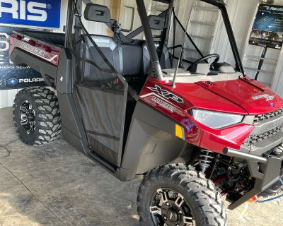2021 Polaris Ranger XP 1000 Premium + Ride Command Package Utility SxS Troy, NY