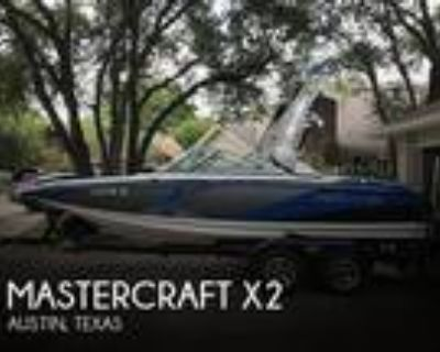 20 foot Mastercraft X2