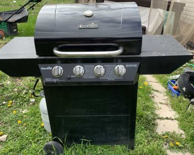 Gas Grill-CharBroil