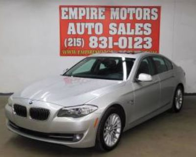 2012 BMW 5 Series 535i xDrive Sedan AWD