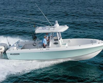 2021 Bluewater Sportfishing 2850