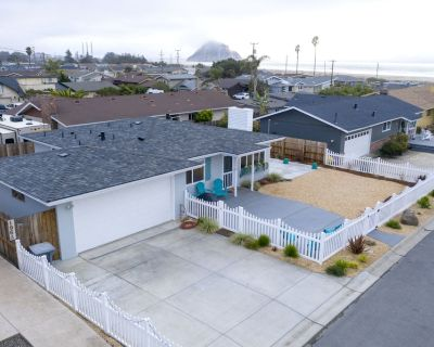 Pet Friendly! Modern and Classic Morro Bay Beach Home Recently Remodeled - Morro Bay