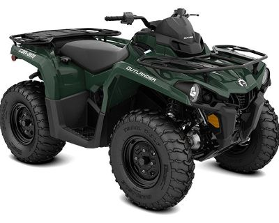 2021 Can-Am Outlander DPS 450 ATV Utility Walton, NY