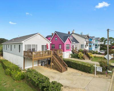Charming 3 Bed, 2 Bath beach house in a private bayside community - Buckroe Beach