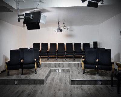 Photo Room, Game Room, Screening Room, Workshop Room, Meeting Room, Theater Room, Los Angeles, CA