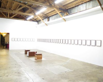 ARTS DISTRICT LIVE/WORK ART STUDIO WITH GALLERY WALLS LOCATED IN AN ALLEY, Los Angeles, CA