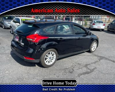 2016 Ford FOCUS SE 2dr Cpe S