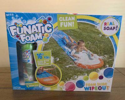 Funatic Foam Slide