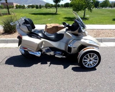 2018 Can-Am Spyder RT/RTS/RTS SP/RT L SPYDER RT LIMITED