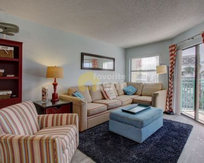 Pete Beach 2 bed 2 baths family friendly condo DIRECTLY on Gulf