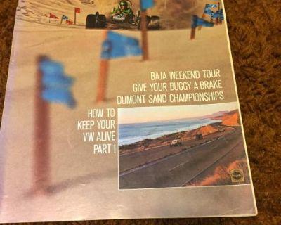 Dune Buggies The Fun Car Journal March 1970