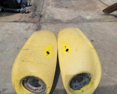 Front Baja fenders matching