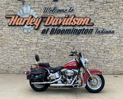 2004 Harley-Davidson FLSTC/FLSTCI Heritage Softail Classic Cruiser Bloomington, IN