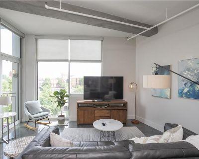 Sleek Furnished Modern Downtown Condo By Tashina Frymark