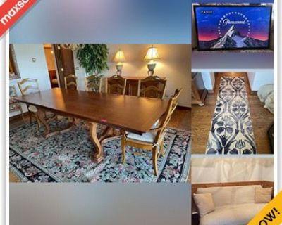 Denver Estate Sale Online Auction -W Evans Ave (STORAGE)