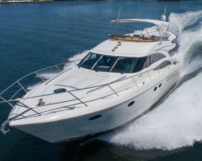 2007 57' Viking Princess Motor Yacht