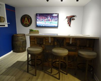 Big Home SLEEPS 7! Close to Braves stadium, Great, quiet area, newly remodeled - Smyrna