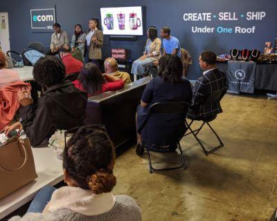 Creative Shared Space Centrally Located, Atlanta, GA