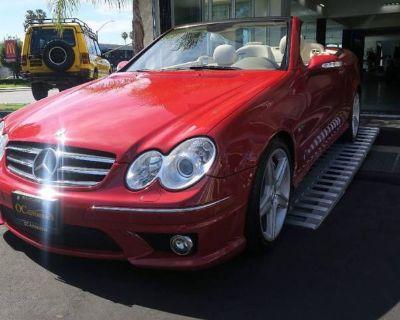 2008 Mercedes-Benz CLK CLK 63 AMG