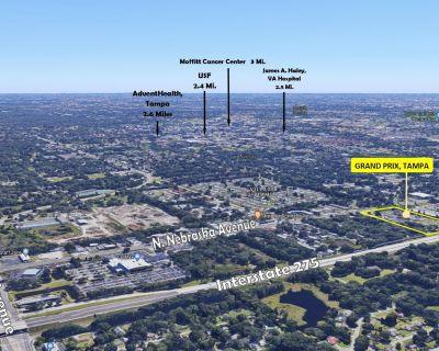 14.33 Acre Site for 500 Unit Student/ Senior/ Multi-family Housing