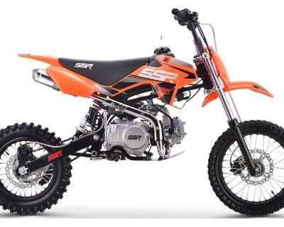 2021 SSR Motorsports SR125 Motorcycle Off Road Warrenton, OR