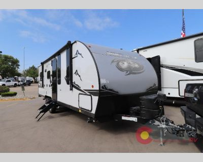 2022 Forest River Rv Cherokee Grey Wolf Black Label 22RRBL
