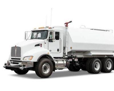 2023 KENWORTH T440 Water Trucks