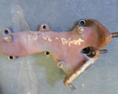 1989-1995 Toyota 3.0 V6 4runner Driverside Exhaust Manifold. Yota Yard.
