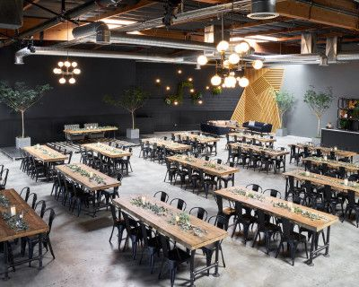 West Side Event Space in Stunning Creative Warehouse, Culver City, CA