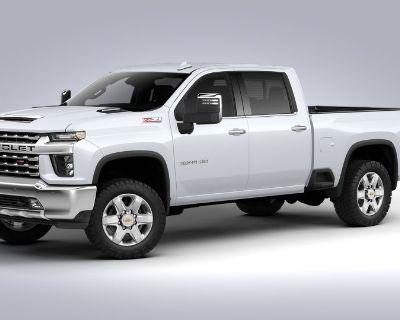 New 2022 Chevrolet Silverado 2500 HD LTZ Four Wheel Drive Trucks