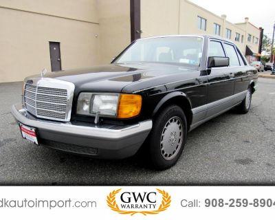 Used 1988 Mercedes-Benz 420 SEL sedan