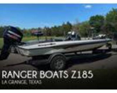 18 foot Ranger Boats Z185