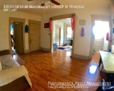 2215 W Mineral St #2217, Milwaukee, WI 53204 3 Bedroom Apartment