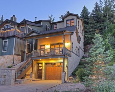 Abode at Big Game Lodge | Perfect Location for Hiking/Biking | In the Heart of Old Town - Downtown Park City