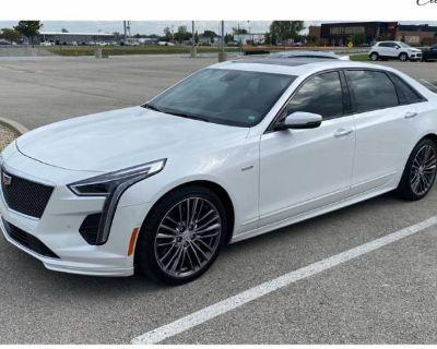 2020 Cadillac CT6-V Standard